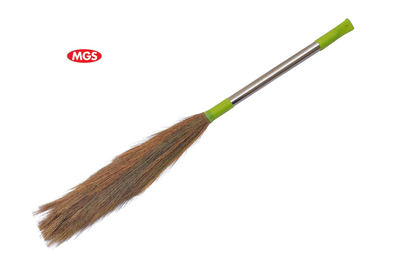 MGS Special Wiper Pipe Broom – 46 inches Soft Grass Floor Broom