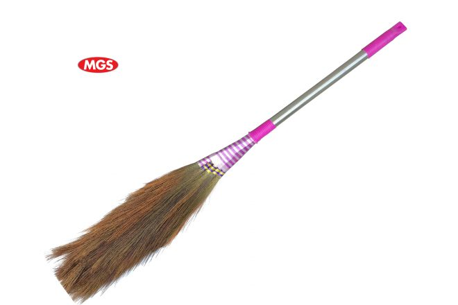 Floor Broom, Soft Grass Floor Broom, Broom, Broom with Wiper Pipe