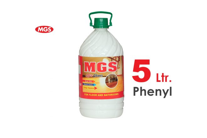Phenyl,5 ltr. Phenyl, MGS Phenyl, MGS Micro Cleaner